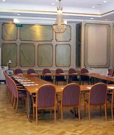 Clarion Hotel Wisby : Meeting Room