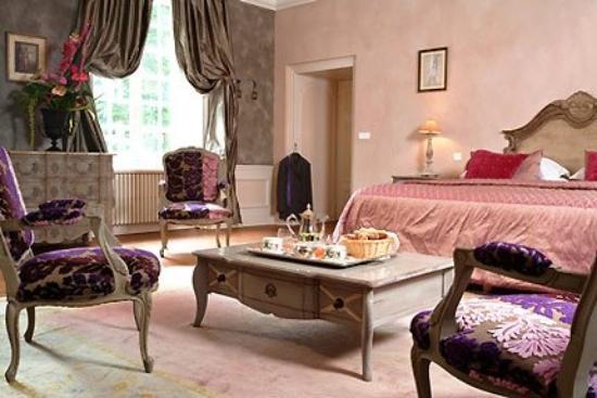 Hotel Manoir de Restigne : Junior Suite