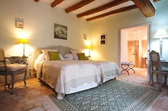 Hotel Manoir de Restigne : Deluxe Room