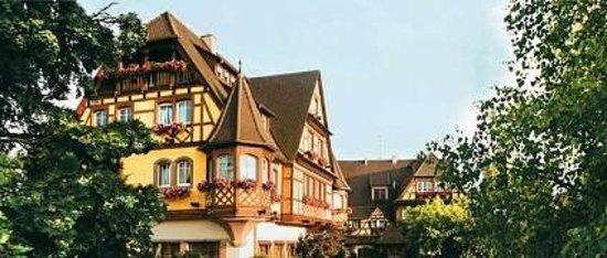 Restaurant Le Parc Hotel Obernai