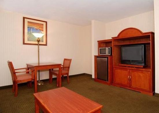 Econo Lodge Inn & Suites: CAGSpacste