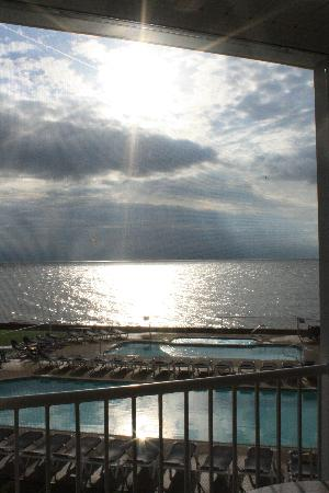 BayShore Resort: This is what I woke up to each morning.  <3