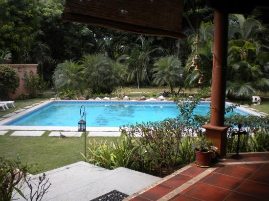 Hotel Boutique Villa Maya: Pool