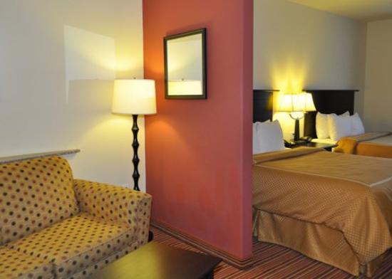 Comfort Suites Alexandria: LAQueen
