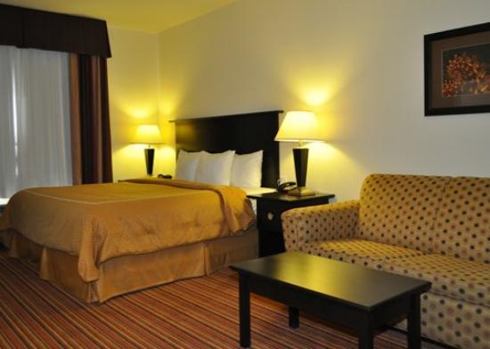 Comfort Suites Alexandria: LAKing