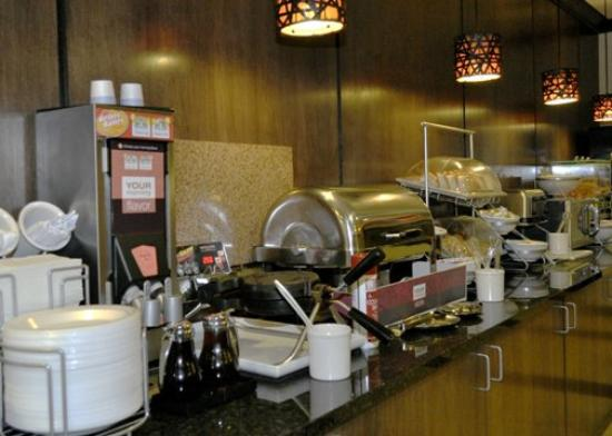 Comfort Suites Alexandria: Restaurant (OpenTravel Alliance - Restaurant)