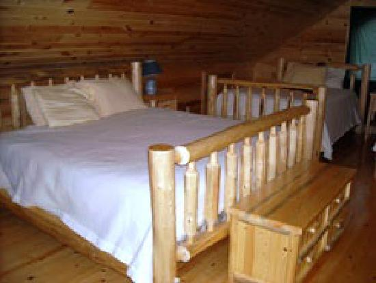Cabin 5 Loft Foto Cole Cabins Deadwood Tripadvisor