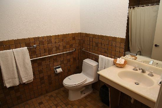 Americas Best Value Inn & Suites - Lancaster: bathroom single room