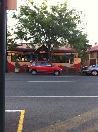Zapata's Mexican Restaurant: The best Mexican resturant in Afelaide.