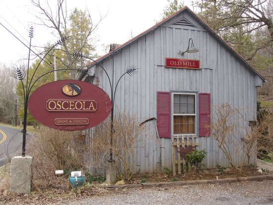 ‪‪Osceola Mill Restaurant, B&B and Cabins‬: Breakfast-Yumm!‬