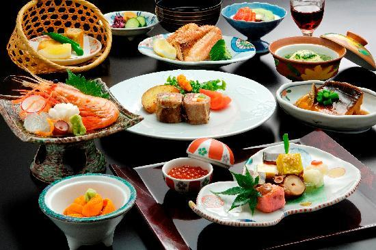 Hana Rebun: 旬の食材でご用意させていただきます。(一例)
