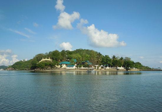 Ocean View of Secret Island Resort