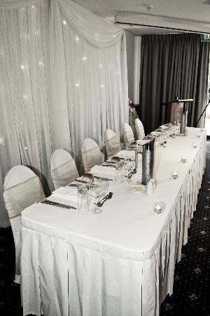 Best Western Plus Apollo International Hotel : Head Table