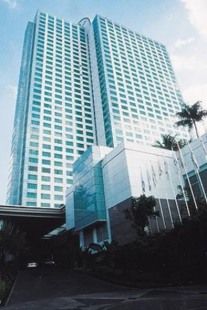 Hotel Mulia Senayan, Jakarta: Exterior