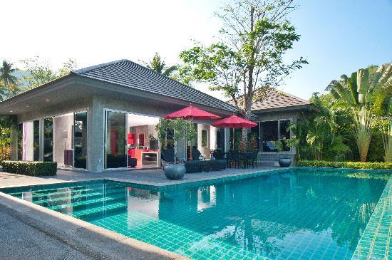 Pura Vida Villas Phuket : Private Pool View