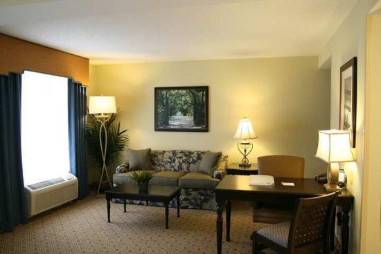 Hampton Inn Murrells Inlet/Myrtle Beach Area: Suite