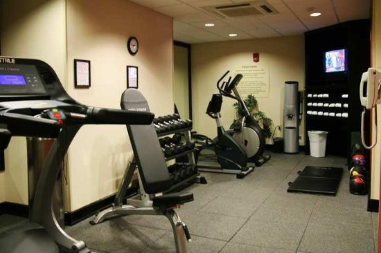 Hampton Inn & Suites Montgomery-Downtown: Recreational Facilities