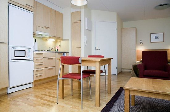 Hellsten Helsinki Senate: Hellsten Hotel Senate - Studio Queen Kitchen