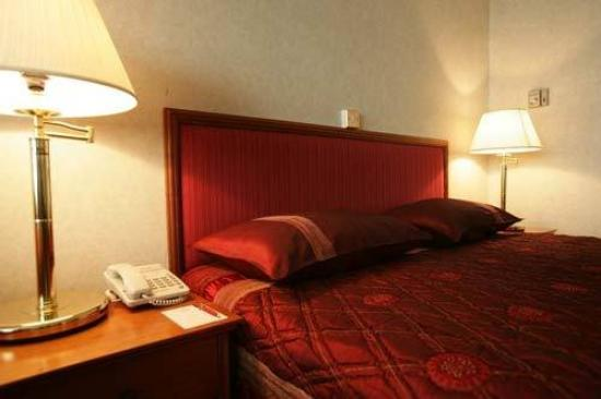 St. George Hotel Dubai: Guest Room