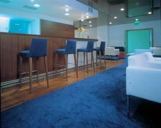 Cinquentenario Hotel: Bar/Lounge