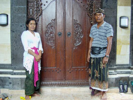 Jangkrik Homestay: Made & Kadek welcome you