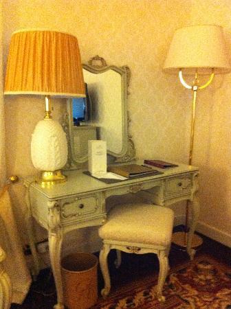 Grand Hotel Continental: bureau