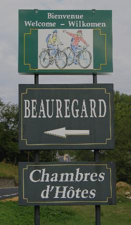 Beauregard : Accueil