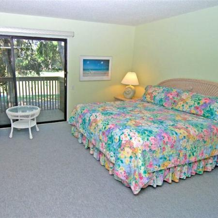 Water Oaks At Palmetto Dunes: Bed
