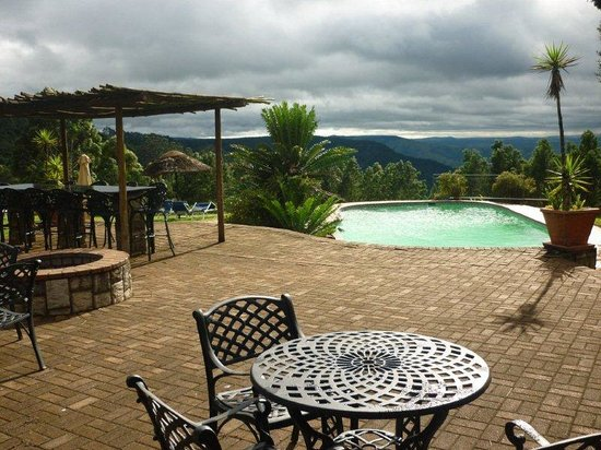 Suntide Qunu Lodge: Area Around the Pool