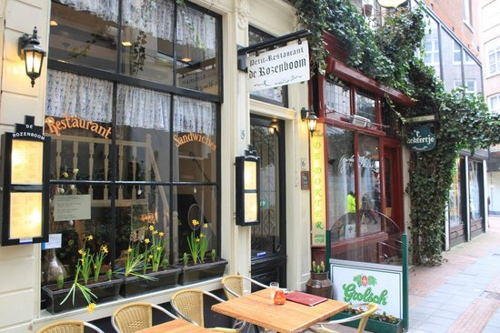 Petit-Restaurant de Rozenboom