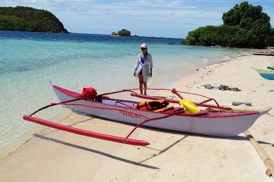 Mangenguey Island: Baynka trip