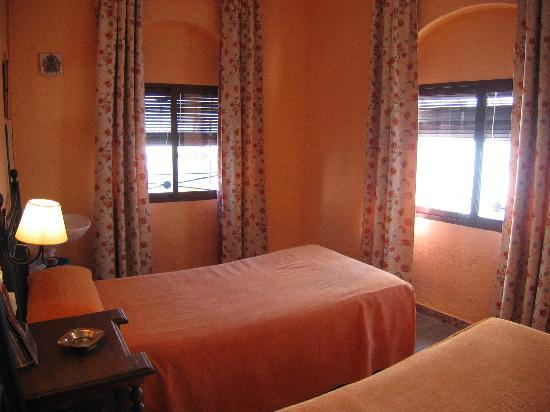 Hostal Catedral : habitacion doble