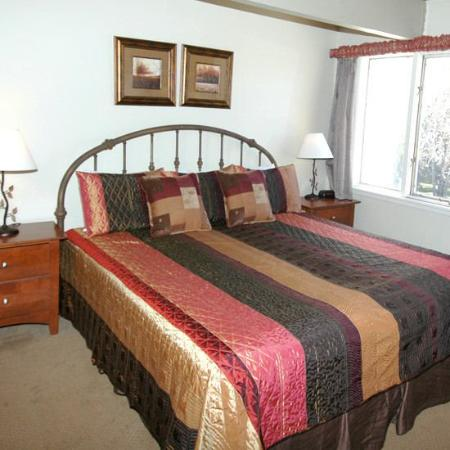 Chateau Roaring Fork: Bedroom