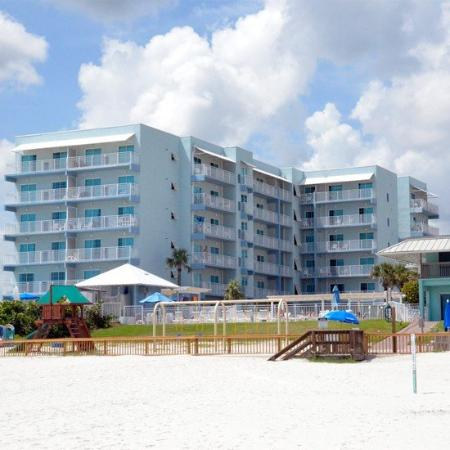 Coconut Palms Beach Resort  New Smyrna Beach Fl