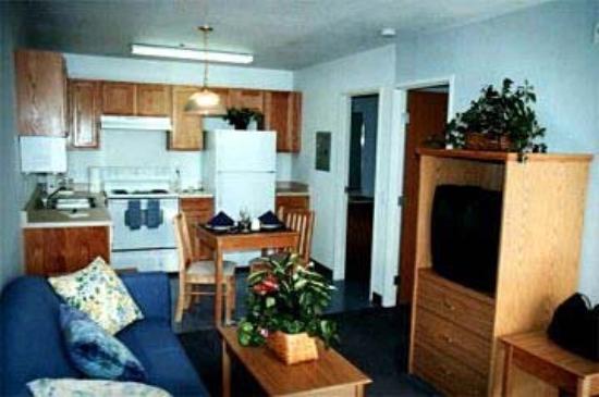 Budget Suites of America - Las Vegas : Guest Room