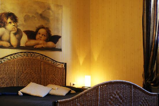 Rayan Hotel: Camera doppia