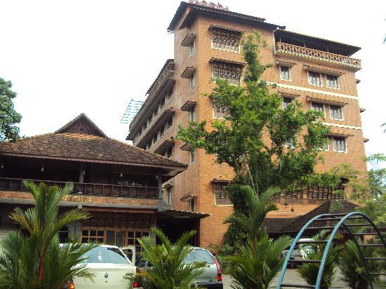 Pagoda Resorts Alleppey: Outer view of Hotel