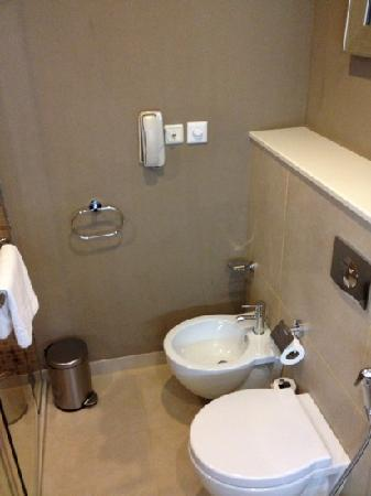 Crowne Plaza Riyadh Minhal: bathroom 3