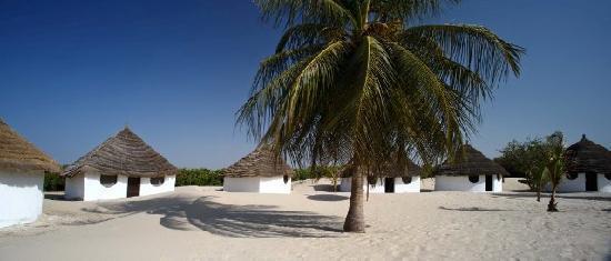 Toubakouta, Senegal: The Beach