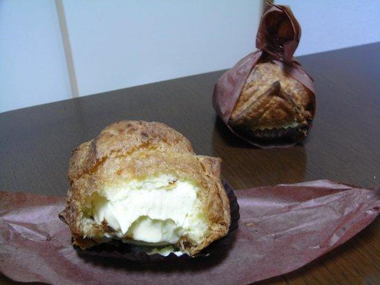 Boara: シュークリーム
