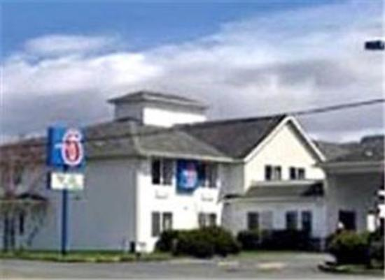 Motel 6 Seaside Oregon: Exterior