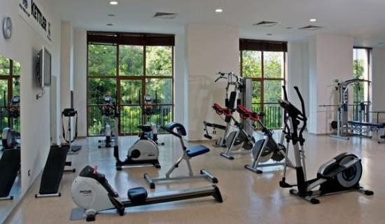 Normal Melia Grand Hermitage Fitness
