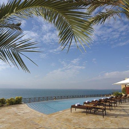 Movenpick Resort & Spa Dead Sea: Beach Lounge Pool