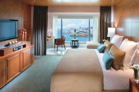 Mandarin Oriental, Hong Kong: Harbour View Room