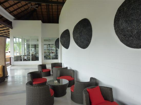 Beyond Resort Khaolak: reception