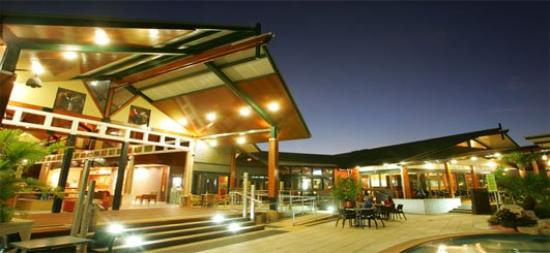 Loong Fong Restaurant Picture Of Rydges Darwin Airport