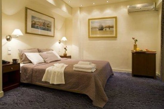 Piraeus Dream City Hotel: Double Room