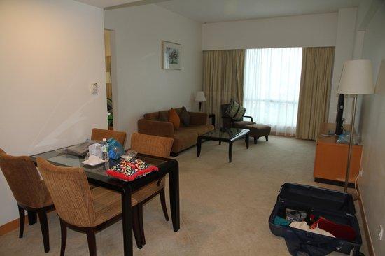 Holiday Inn Melaka: lounge