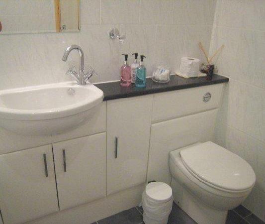 Bluebell House: Woodside Room bathroom