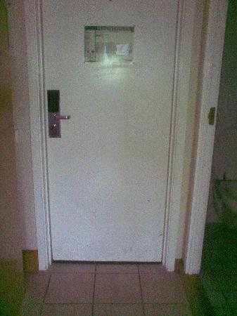 Scandic Glostrup : door....